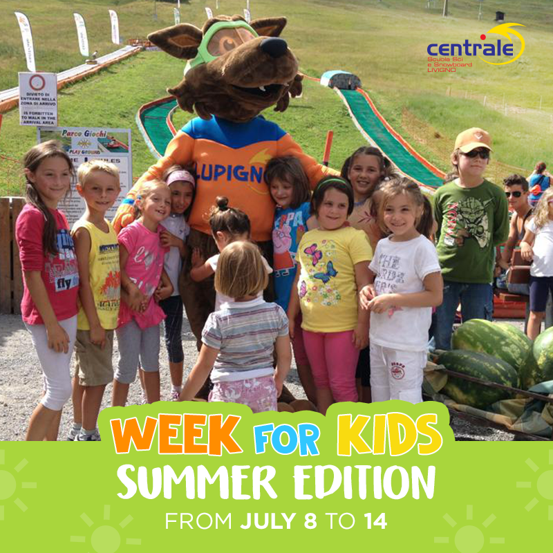 Week for kids Summer Edition